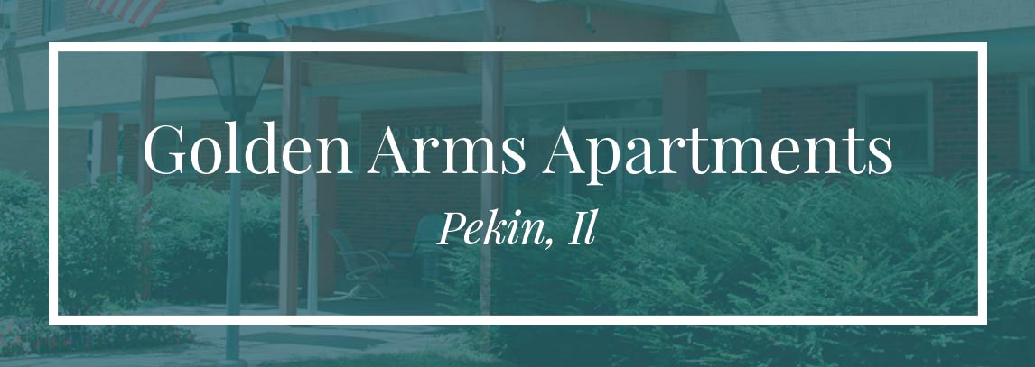 Golden Arms Apartments, Pekin, IL