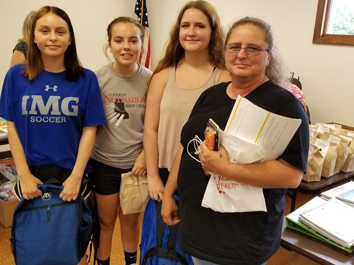 PHA School Supply and Registration Event 2019