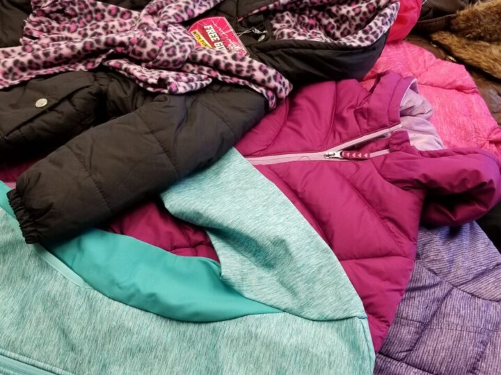 Kids Coats available at PHA